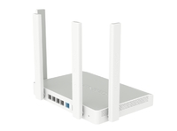 Роутер беспроводной Keenetic Giga SE AC1300 10/100/1000BASE-TX/ADSL/4G ready белый