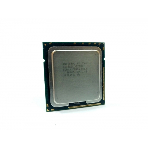 IBM Intel Xeon 4C Processor Model X5667 95W 3.06GHz  1333MHz  12MB [59Y4026]