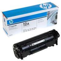 Картридж HP Q2612A оригинальный