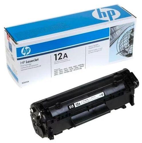 Тонер-картридж HP 12A Black (2000 стр) (Q2612A)