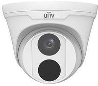 UNV IPC3612LR-MLP40-RU - Фиксированная купольная IP-камера, 2 мегапикселя, РОЕ, фокусное расстояние 4.0 мм