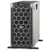 Сервер Dell PowerEdge T340 1xE-2276 1x16GbUD x8 1x1.2Tb 10K 2.5in3.5 SAS RW H330 iD9En 1G 2P 1x495W 3Y NBD (T340-9751)