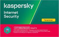 Программное Обеспечение Kaspersky KIS RU 2-Dvc 1Y Rnl Card (KL1939ROBFR)