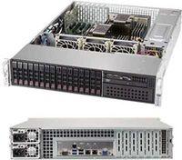 """Платформа SuperMicro SSG-2029P-E1CR24H 2.5"""" SAS/SATA C622 10G 2P 2x1200W"""