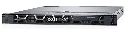 """Сервер Dell PowerEdge R440 1x5215 1x16Gb 2RRD x4 1x1Tb 7.2K 3.5"""" SATA RW H730p LP iD9En 1G 2P+1G 2P 1x550W 40M NBD Conf 1 (R440-1857-07)"""