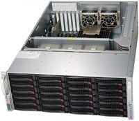 Платформа SuperMicro SSG-6049P-E1CR24L 10G 2P 2x1200W