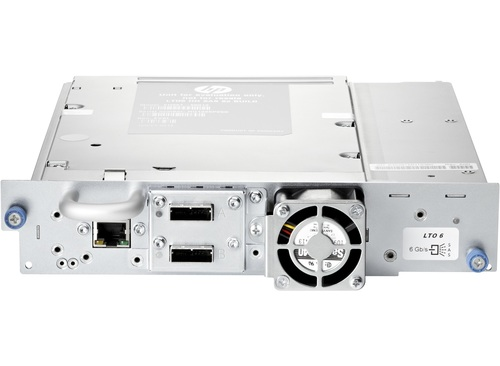 Ленточный накопитель HPE StoreEver MSL LTO-8 Ultrium 30750 FC Drive Upgrade Kit (Q6Q67A)