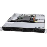 Платформа SuperMicro SYS-5019C-MR C246 1G 2Р 2x400W