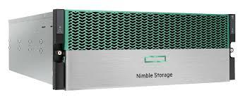Система хранения HPE NS HF20 Hybrid 21x1Tb 6x480Gb SSD