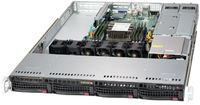Платформа SuperMicro SYS-5019P-WTR 10G 2P 2x500W