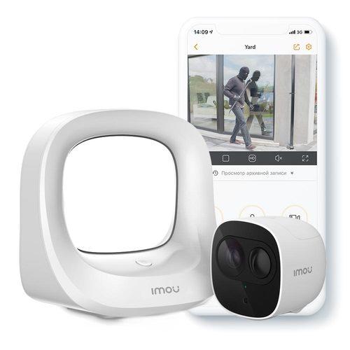 Комплект видеонаблюдения Dahua IMOU Kit-WA1001-300/1-B26EP-imou