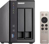 Сетевое хранилище NAS Qnap TS-251D-4G 2-bay