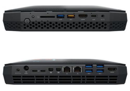 Платформа Intel L10 Hades Canyon Original BOXNUC8I7HNKQC 980551 2xDDR4