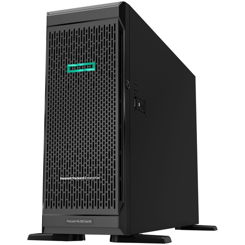 Сервер HPE ProLiant ML110 Gen10 1x3206R 1x16Gb x8 S100i 1x550W (P21439-421)