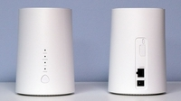 Интернет-центр Alcatel HH71 (HH71V1-2BALRU1-1) AC1200 10/100/1000BASE-TX/3G/4G/4G+ cat.7 белый (упак.:1шт)