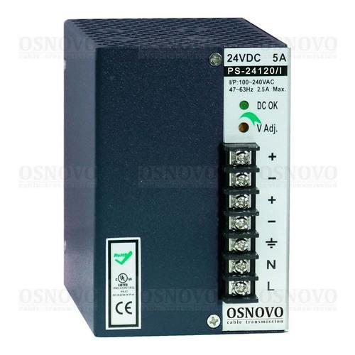 Блок питания Osnovo PS-24120/I