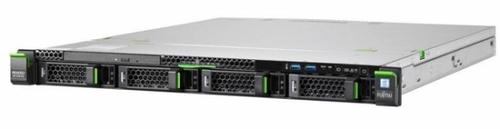 """Сервер Fujitsu PRIMERGY RX1330 M3 1xE3-1220v6 1x8Gb x4 10K 2.5"""" SAS no RAID 1G 1P 1x450W 1Y Onsite (VFY:R1333SC030IN)"""