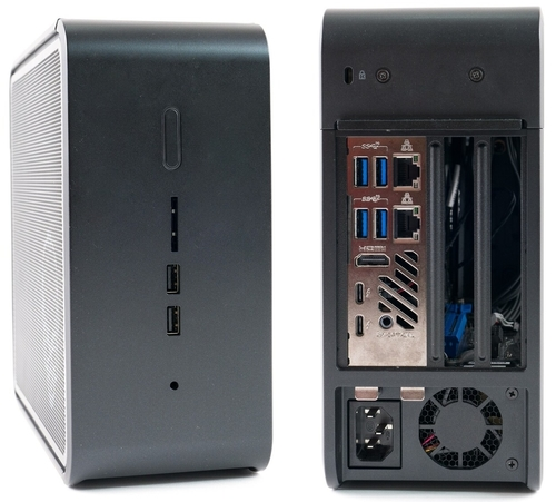Платформа Intel NUC Ghost Canyon Original BXNUC9I5QNX 4.1GHz 2xDDR4