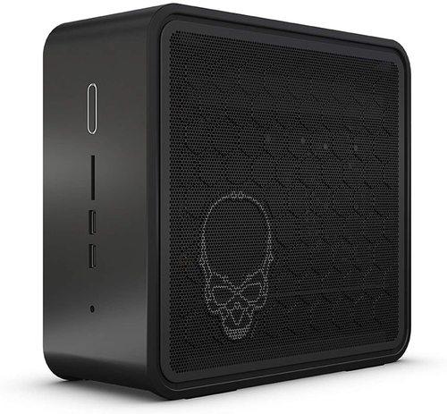 Платформа Intel NUC Ghost Canyon Original BXNUC9I9QNX1 5GHz 2xDDR4