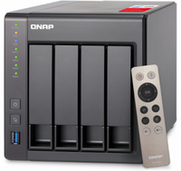 Сетевое хранилище NAS Qnap TS-432XU-RP-2G 4-bay