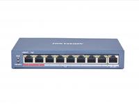 Коммутатор Hikvision DS-3E0109P-E(C)