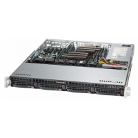 "Платформа SuperMicro SYS-6018R-MT 3.5"" C612 1G 2P 1x460W"