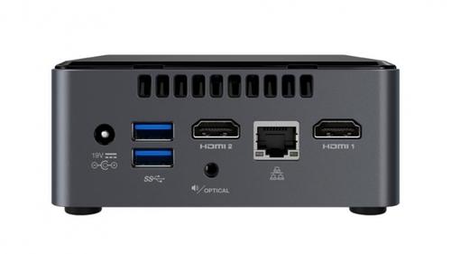 Платформа Intel NUC Original BOXNUC7CJYH2 2.7GHz 2xDDR4