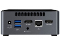 Платформа Intel NUC Original BOXNUC7PJYH2 2.8GHz 2xDDR4
