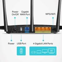 Роутер беспроводной TP-Link TL-WR844N N300 10/100BASE-TX
