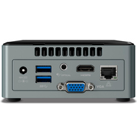 Платформа Intel NUC Original BOXNUC6CAYH 2.3GHz