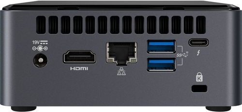 Платформа Intel NUC L10 Optane Original BXNUC10i7FNHJA2 4.7GHz 8Gb SSD16Gb HDD1000Gb 2xDDR4