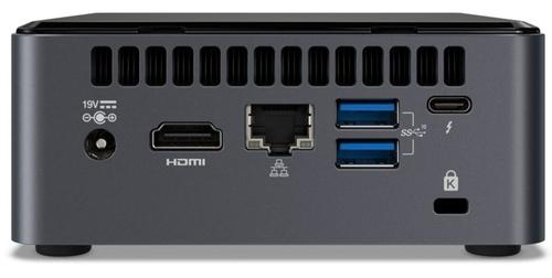 Платформа Intel NUC Original BXNUC10i7FNH2 4.7GHz 2xDDR4