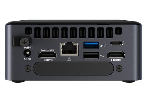 Платформа Intel NUC Original BKNUC8I3PNH 3.9GHz 2xDDR4