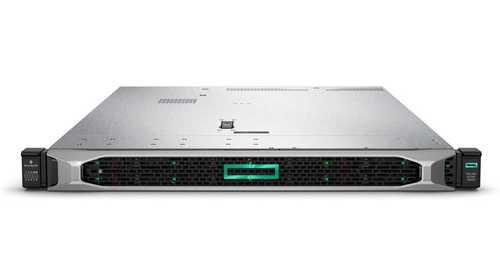 Сервер HPE ProLiant DL360 Gen10 1x4210R 1x16Gb P408i 1G 4P 1x500W (P23578-B21)