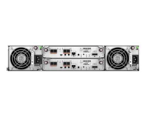 Система хранения HPE MSA 1050 x96 3.5 SAS 2xFC 2Port 8G (Q2R18B)