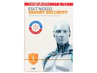 ПО Eset NOD32 Smart Security - лиц на 1год или прод на 20мес 3-Desktop (NOD32-ESS-2012RN(BOX)-1-1)
