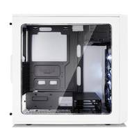 Корпус Fractal Design FOCUS G Window белый без БП ATX 6x120mm 4x140mm 1xUSB2.0 1xUSB3.0 audio bott PSU