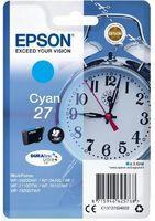 Картридж струйный Epson T2702 C13T27024022 голубой (3.6мл) для Epson WF7110/7610/7620