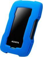 """Жесткий диск A-Data USB 3.0 2Tb AHD330-2TU31-CBL HD330 DashDrive Durable 2.5"""" синий"""