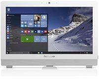 """Моноблок Lenovo S200z 19.5"""" HD+ Cel J3060 (1.6)/4Gb/500Gb 7.2k/HDG400/CR/Windows 10/GbitEth/WiFi/BT/65W/клавиатура/мышь/Cam/белый 1600x900"""