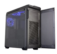 Корпус Zalman Z9 NEO Plus черный без БП ATX 3x120mm 2x140mm 2xUSB2.0 2xUSB3.0 audio bott PSU