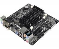 Материнская плата Asrock J4205-ITX mini-ITX AC`97 8ch(7.1) GbLAN+VGA+DVI+HDMI
