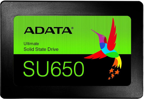 "Накопитель SSD A-Data SATA III 240Gb ASU650SS-240GT-R Ultimate SU650 2.5"""
