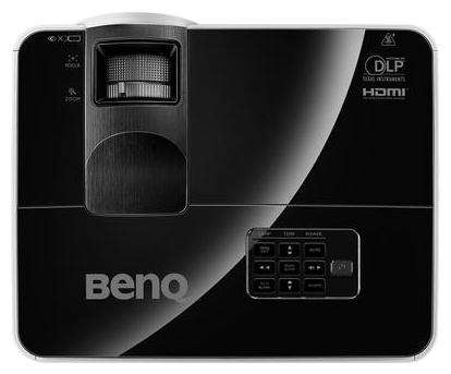 Проектор Benq MX631ST DLP 3200Lm (1024x768) 13000:1 ресурс лампы:4500часов 2xHDMI 2.6кг