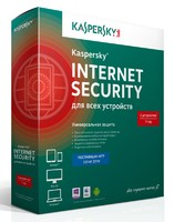 ПО Kaspersky Internet Security Multi-Device Russian Ed 2 devices 1 year Base Box (KL1941RBBFS)