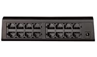 Коммутатор D-Link DES-1016A/E1B 16x100Mb неуправляемый
