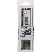 Память DDR3 4Gb 1600MHz Patriot PSD34G16002 RTL PC3-12800 CL11 DIMM 240-pin 1.5В