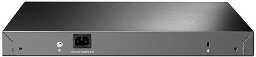 Коммутатор TP-Link T2600G-28MPS 24G 4SFP 24PoE+ 384W управляемый