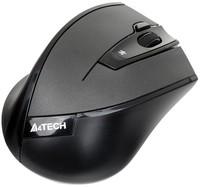 Клавиатура + мышь A4 V-Track 9200F клав:черный мышь:черный USB беспроводная Multimedia
