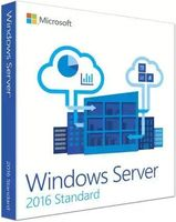 Операционная система Microsoft Windows Server 2016 Std 10 Clt 64 bit Rus BOX (P73-07081)